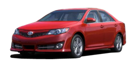 2012 Toyota Camry 2.5L Automatic SE
