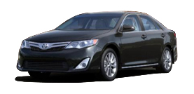 2012 Toyota Camry 3.5L Automatic XLE