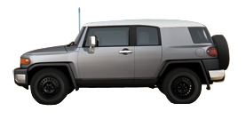 2012 Toyota FJ Cruiser 4x4 V6