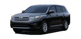 2012 Toyota Highlander V6
