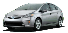 2012 Toyota Prius Prius Five