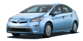 2012 Toyota Prius Plug-In Prius Plug-in Hybrid Advanced