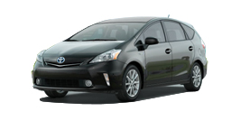 2012 Toyota Prius v Prius Wagon Five