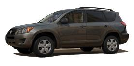 2012 Toyota RAV4 4D Sport Utility