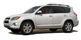 2012 Toyota RAV4 4-cylinder Limited