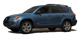 2012 Toyota RAV4 4-cylinder Sport