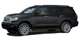 2012 Toyota Sequoia LV8 4x4 Limited