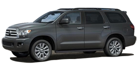 2012 Toyota Sequoia LV8 4x4 Platinum