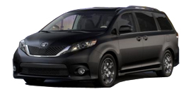2012 Toyota Sienna 8 Passenger V6 LE