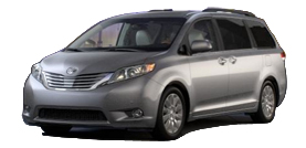 2012 Toyota Sienna 7 Passenger V6 Limited