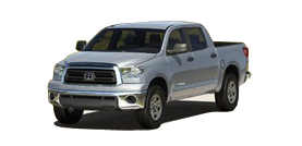 2012 Toyota Tundra Crew Max 4x2 5.7L V8 Grade