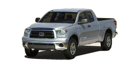 2012 Toyota Tundra Double Cab 4x2 5.7L V8 Grade