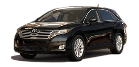 2012 Toyota Venza 4-cylinder LE