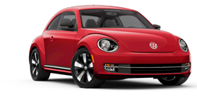 2012 Volkswagen Beetle With Sound and Nav 2.0T Turbo PZEV