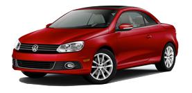 2012 Volkswagen Eos Komfort Edition