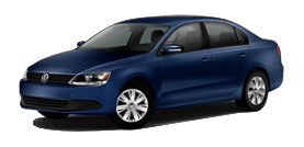 2012 Volkswagen Jetta Sedan 2.5L with Convenience Package SE