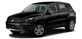 2012 Volkswagen Tiguan 4D Sport Utility