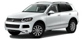 2012 Volkswagen Touareg With Navigation TDI Sport