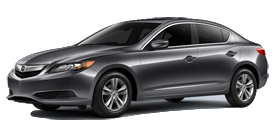 2013 Acura ILX 4D 2.0 L4 5-Speed AT