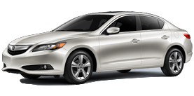 2013 Acura ILX 4D 2.0 L4 5-Speed AT with Premium Package