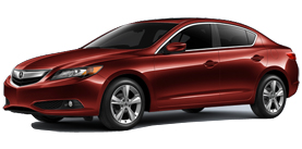 2013 Acura ILX 4D 2.0 L4 5-Speed AT with Technology Package