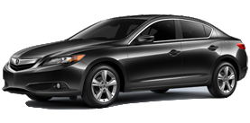 2013 Acura ILX 4D 2.4 L4 6-Speed MT with Premium Package