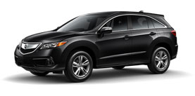 2013 Acura RDX 5D 3.5 V6 6-Speed AT with Technology Package