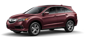 2013 Acura RDX FWD 4dr Tech Pkg