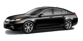 2013 Acura TL 4D 3.5 V6 6-Speed