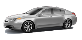 2013 Acura TL 4D 3.5 V6 6-Speed with Technology Package