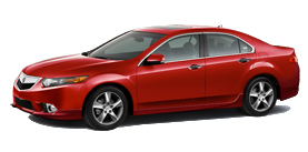 2013 Acura TSX 4D 2.4 L4 6-Speed MT with Special Edition