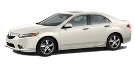 2013 Acura TSX 4D 2.4 L4 5-Speed AT with Special Edition