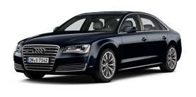 2013 Audi A8 L 3.0T quattro Auto Tiptronic