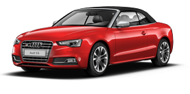 2013 Audi S5 Cabriolet