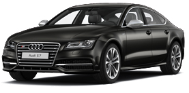 2013 Audi S7