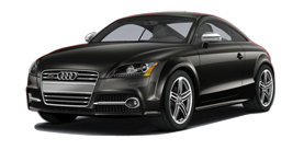 2013 Audi TTS Coupe 2.0T quattro Auto S Tronic