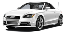 2013 Audi TTS Roadster