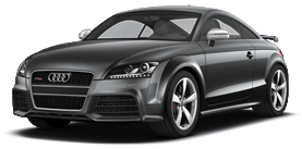 2013 Audi TT RS Coupe 2.5T quattro 6-Speed Manual 