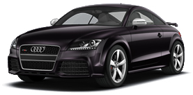 TT RS Coupe 2.5T quattro 6-Speed Manual 