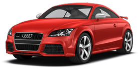 2013 Audi TT RS Coupe