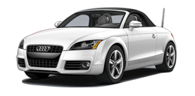 2013 Audi TT Roadster