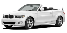 2013 BMW 1 Series Convertible SULEV 128i