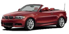 2013 BMW 1 Series Convertible 135i