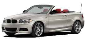 1 Series Convertible near Pearland