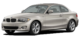 2013 BMW 1 Series Coupe SULEV 128i