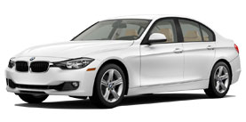 3 Series Sedan near Brentwood