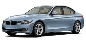 2013 BMW 3 Series Sedan 320i