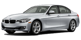 3 Series Sedan near Bay Area