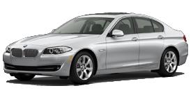 2013 BMW 5 Series 550i 4D Sedan
