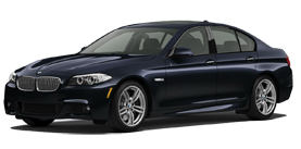 2013 BMW 5 Series 550i